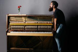 Piano tillen en verhuizen