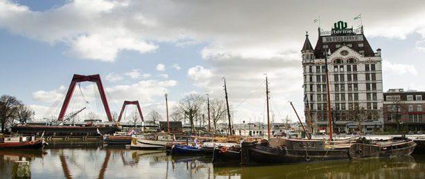 Oude haven Rotterdam, verhuizen Rotterdam